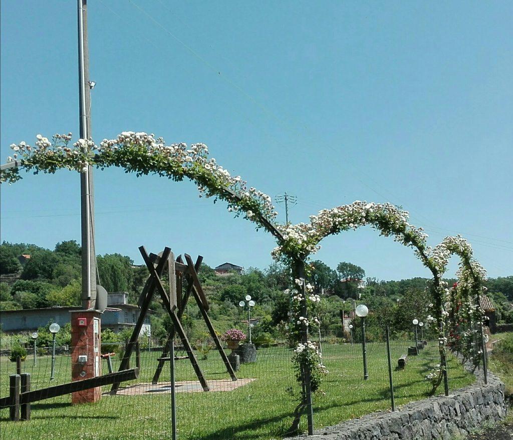 Parco giochi Villa Giuffrida